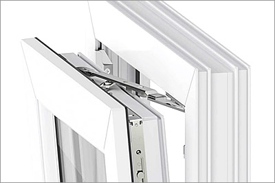 multi-functional double glazed tilt and turn windows