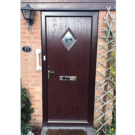 newest collection a37c9 baf97 Solihull installation gallery for double glazed entrance doors
