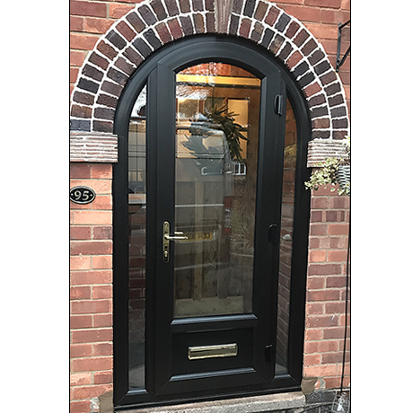 newest collection 65584 e38e5 Solihull installation gallery for double glazed entrance doors