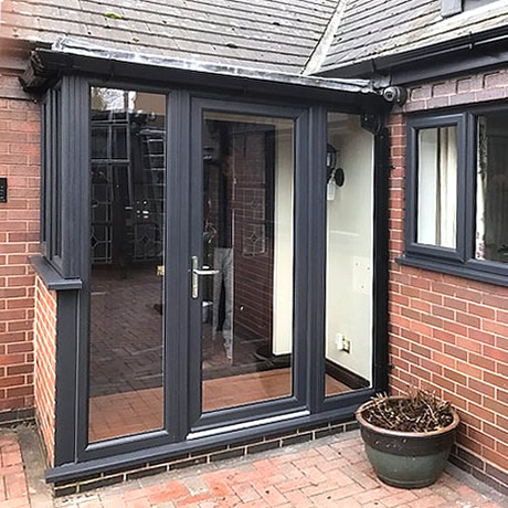 Solihull New Build And Replacement Entrance Porches